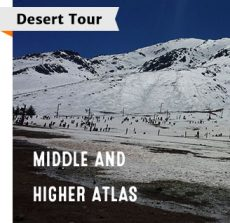Morocco Desert Tour Middle and Higher Atlas